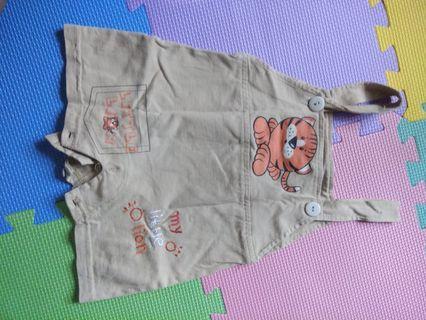 Baju Kodok anak laki-laki