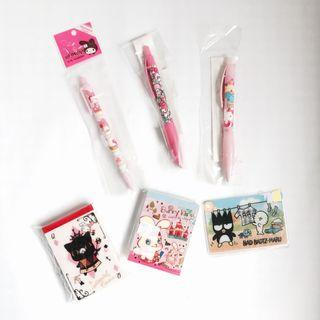 Sanrio / San-X Japanese Character Stationery