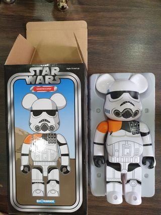 Star Wars Sandtrooper 400% Bearbrick