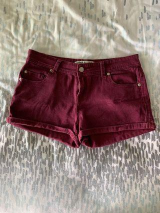 Cotton on shorts Us6 UK10