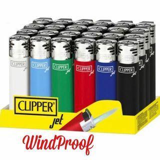 Clipper Windproof Jet Lighter