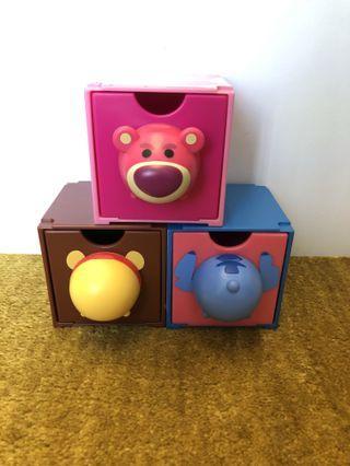 BN Tsum Tsum stack'em drawers