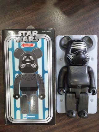 Star wars kylo ren 400% Bearbrick