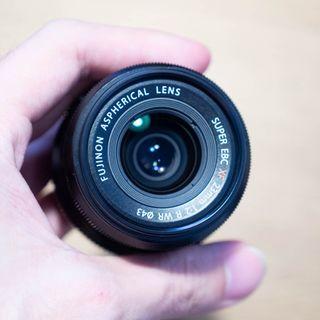 Fujifilm XF 23mm F2 Lens Fuji Mirrorless