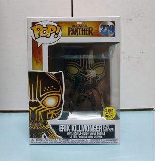 [July 2019 • Week 3] Funko POP! Black Panther Erik Killmonger Glow