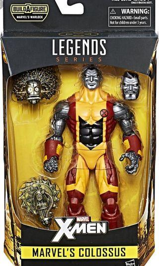 Marvel Legends Colossus