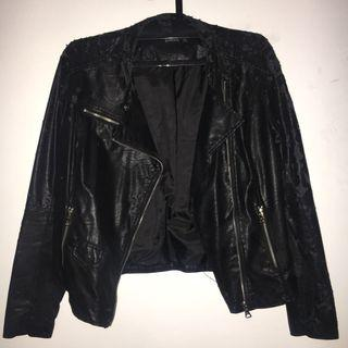 Leather Jacket Stradivadius