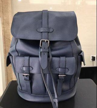 Authentic Coach new backpack 36811 traveller Hudson backpack