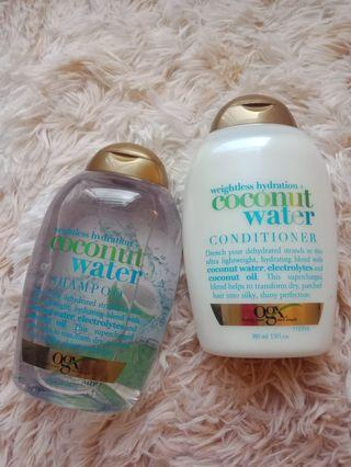 OGX Coconut Water Set