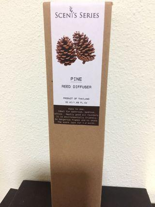 Brand new in box Pine Reed Diffuser 50ml (lasts for 1-2 months)