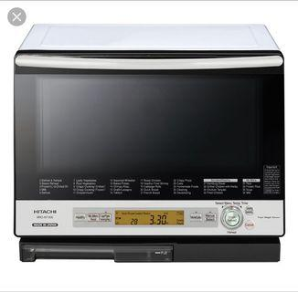 Hitachi Stream Microwave Oven