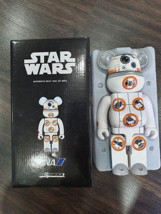 Star wars bb8 400% Bearbrick