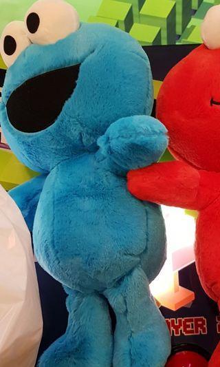 "Super cute Sesame Street 20"" Cookie Monster"