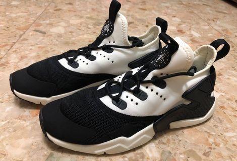 NIKE HUARACHE DRIFT GS 黑白武士鞋 熊貓配色 943344 002