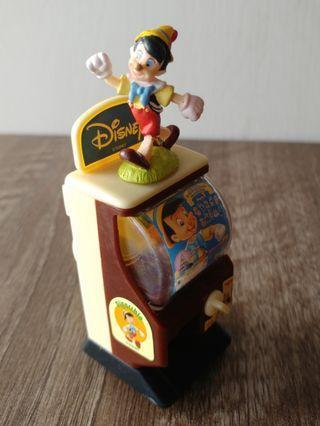 Disney 木偶 扭蛋機