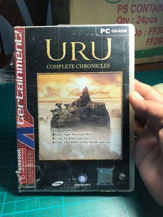 PC games URU