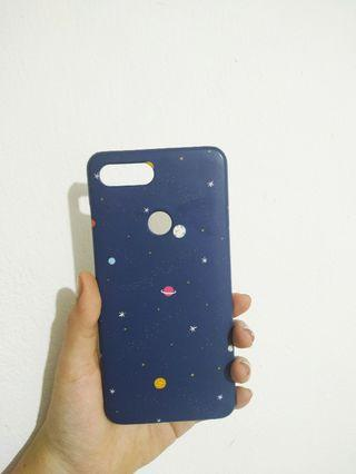 Case Hardcase Sky Planet - Xiaomi Mi 8 Lite
