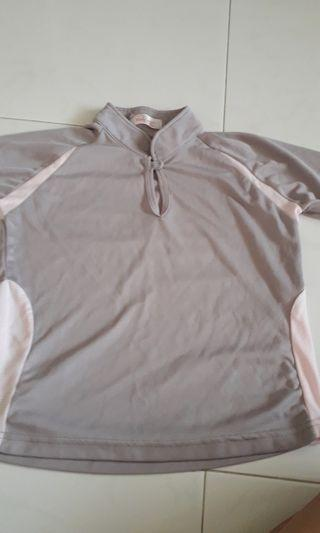 Free golf top with purchase