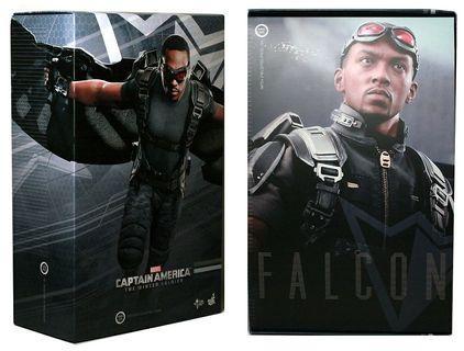 Hot Toys Captain America The Winter Soldier Falcon