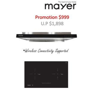 Mayer Induction Hob  BUNDLE PACKAGE