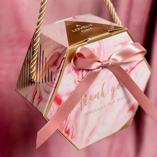 Elina Marble design chocolate box
