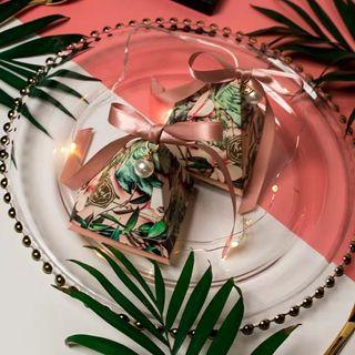 Alfredo Forest theme chocolate boxes