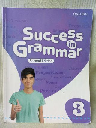 Success in Grammar 3