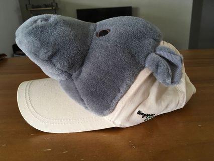 Singapore Zoo Hippopotamus Cap/Hat