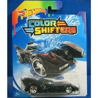 Hotwheels 2019 Color Shifters Batmobile Batman Returns Rare Hot Wheels