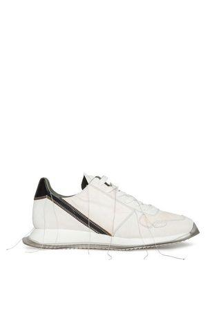 Rick Owens Lace Up Stitch Runners