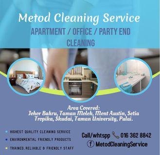Office / Apartment Cleaning Service
