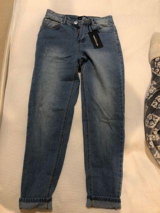 PLT mom jeans