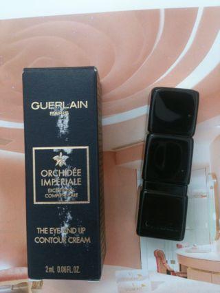 GUERLAIN Eye and Lip(眼唇霜+唇膏)