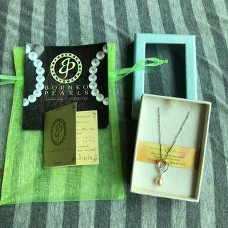 Borneo Pearl Necklace