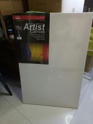 🚚 Artist Canvas