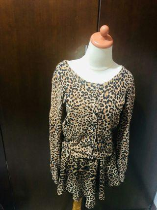 Hnm cardigan leopard &rok Bangkok 100k take all