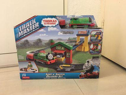 PL Thomas Train Sort & Switch Delivery Set