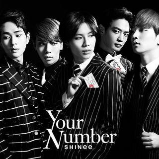 [OFFICIAL] SHINee Your Number japanese single