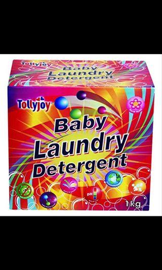 🚚 Tollyjoy Baby Laundry Detergent