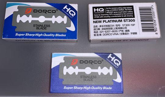 Droco Safety Razor Blades