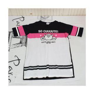 Bossini Tsum Tsum T-shirt dress / T-shirt