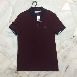 Lacoste Men Polo Tee (Size S) from U.S