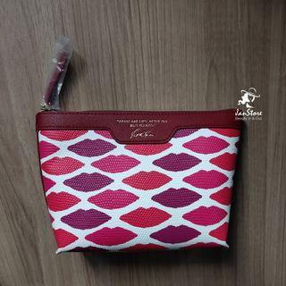 Estee Lauder What Are Lips Makeup Pouch