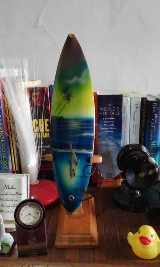 Miniatur Papan Surfing