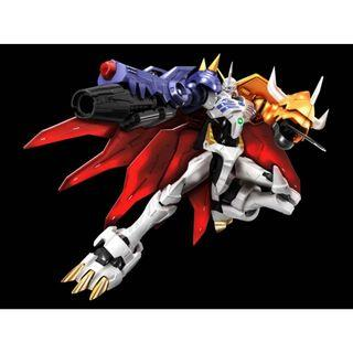PRE ORDER November - Digimon Figure-rise Standard Omegamon (Amplified Ver.) Model Kit
