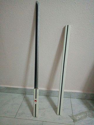 🚚 Uchiha Sasuke Sword - Wooden