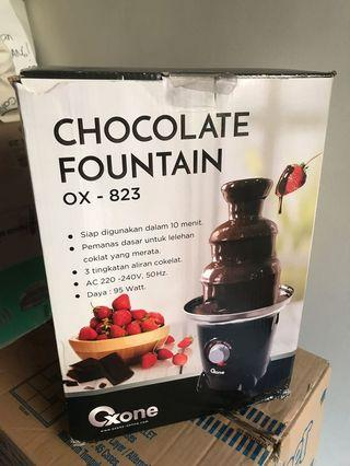 Chocolate fountain oxone