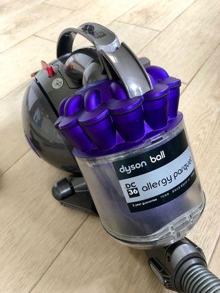 Dyson DC36 吸塵機 Allergy Parquet