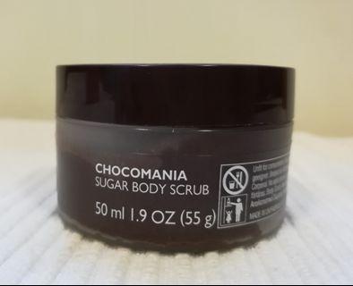 The Body Shop Chocomania Sugar Body Scrub