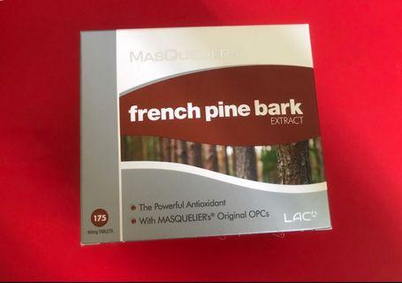 🚚 PRICE reduced BN MasQuelier's French Pine Bark (175 tablet)